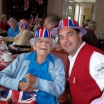 jubilee tea at kestrel grove